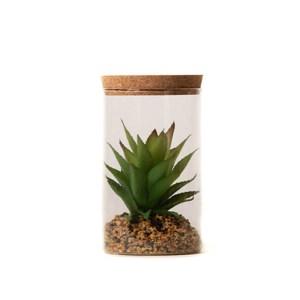 terrarium verre plante artificielle Etxe Mia!