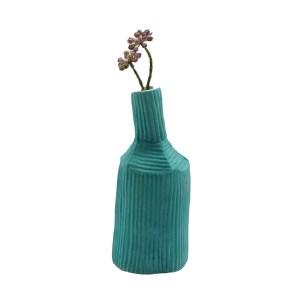 vase faïence aspect velours pm Etxe Mia!