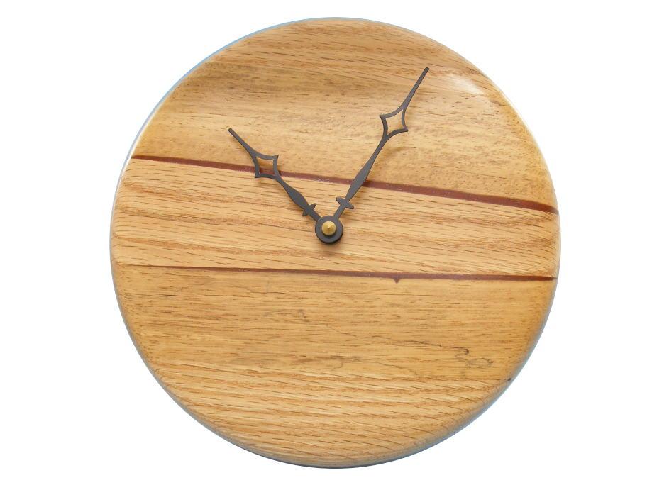 Modern Wood Wall Clock-Kitchen Wall Clock-Home Decor