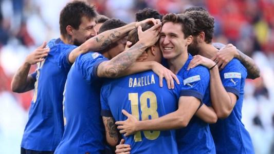 Nations League) ĐT Italia giành hạng 3 sau chiến thắng trước Bỉ | Goal.com
