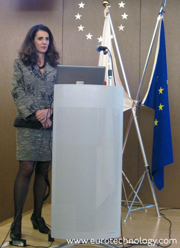 欧州委員会研究・イノベーション総局 国際協力局長 マリア・クリスティーナ・ルッソ氏