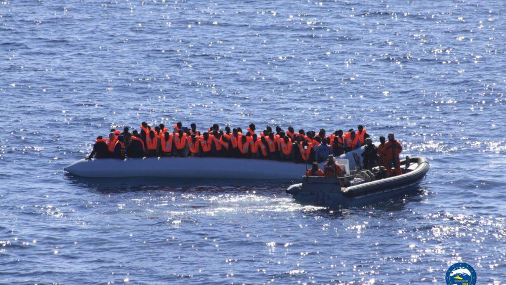 Germany arrested fewer people smugglers