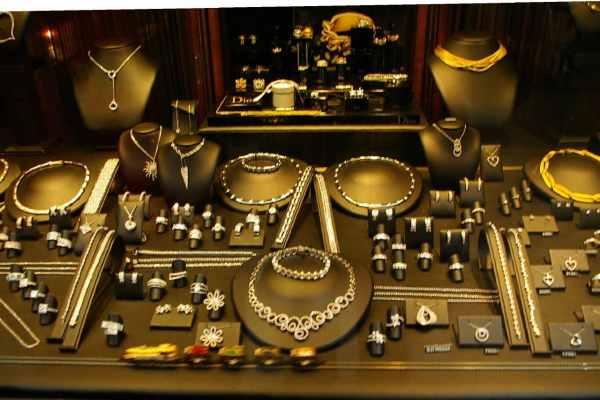 organised jewel thieves