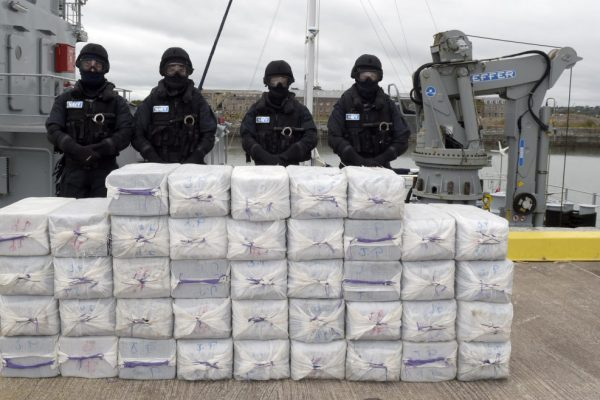Britain's largest-ever cocaine smuggling