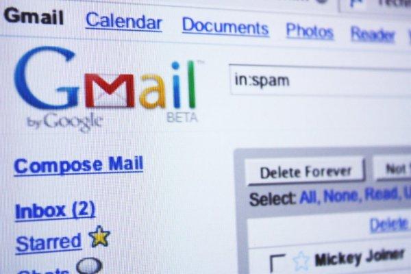 million hacked Gmail