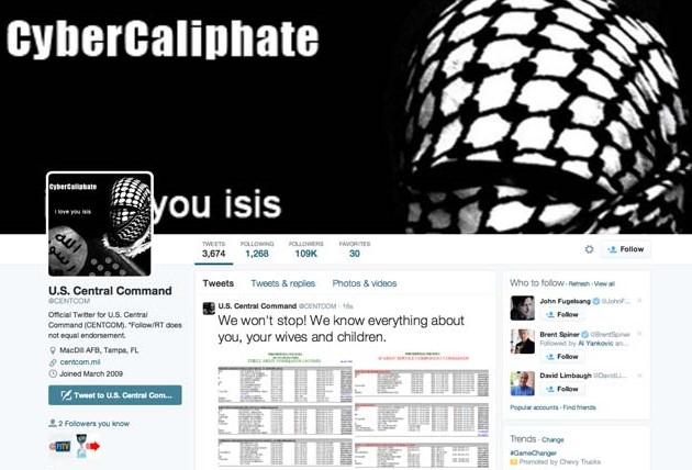 online terror content