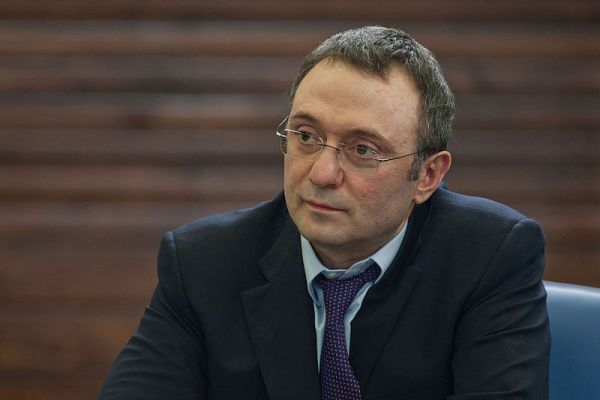Suleiman Kerimov arrested for tax evasion in France