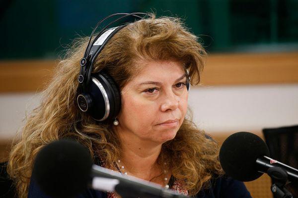 Bulgarian vice-president Iliana Yotova