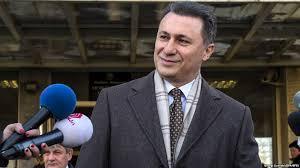 Macedonian appeals court upholds corruption ruling against former premier Nikola Gruevski