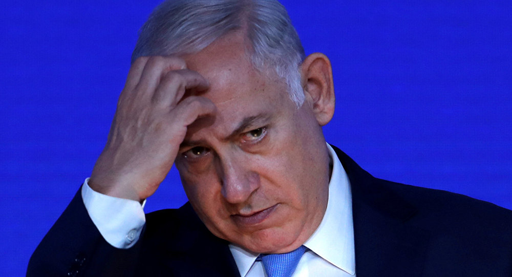 Israeli Prime Minister Benjamin Netanyahu suspected of offering bribes to a media company in return for favourable media coverage