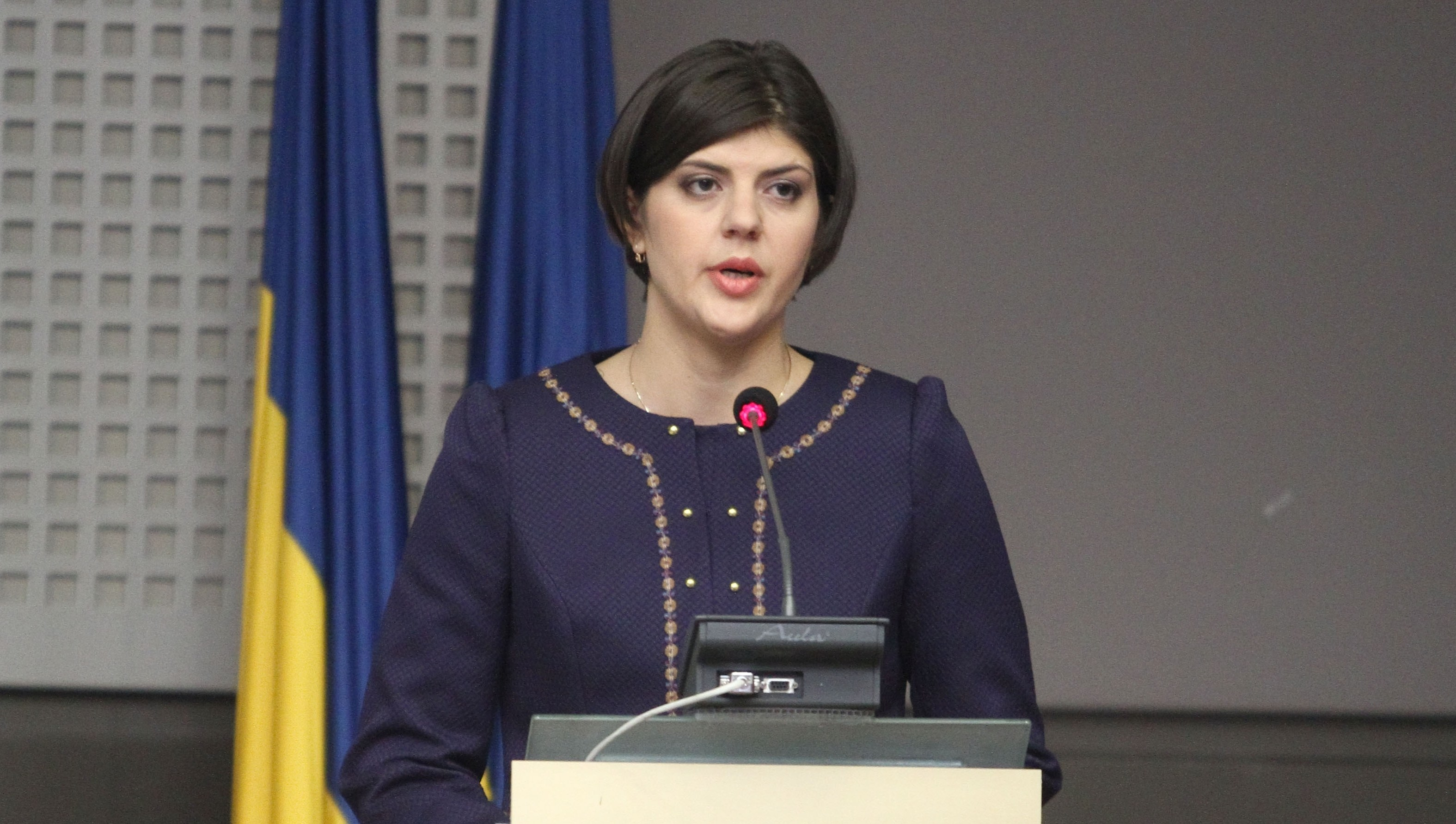 Romanian Justice minister looks to block Laura Kovesi from EU Attorney General role