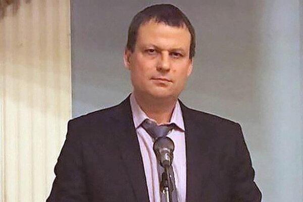 Dmitry Gribov