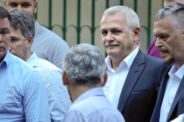 Liviu Dragnea begins prison sentence for corruption
