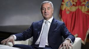 President of Montenegro Milo Djukanovic