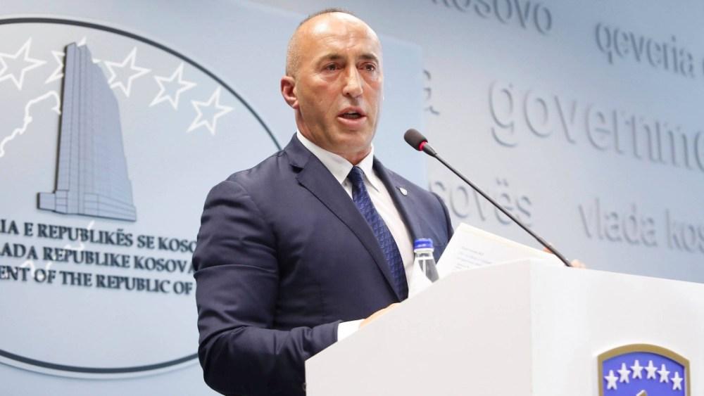 Kosovo prime minister Ramush Haradinaj resigns following summons from The Hague