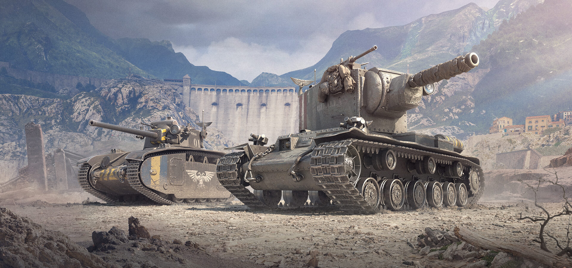 The Armored Patrol – WoT, WoWS & WT: News, leaks, and more!