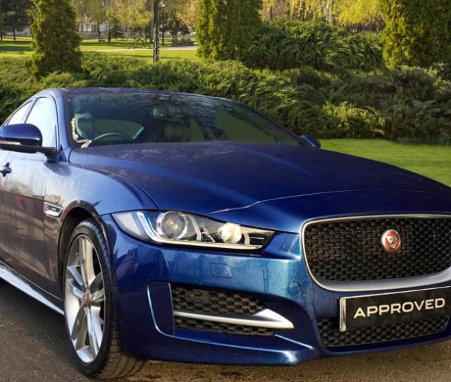 Jaguar Xe  R Sport Image 1 Thumbnail