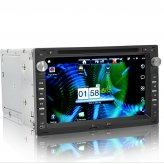 Car DVD Player - Road Cylon - Android OS, GPS, 2DIN, DVB-T, 3G+WiFi (Volkswagen Fit)