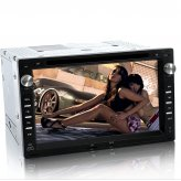 Road Attack - 7 Inch In Dash Car DVD with GPS, DVB-T (Volkswagen Fit)