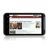 Nexo Touch - Dual SIM Android 2.2 Smartphone with 4.3 Inch HD Capacitive Touchscreen