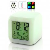 Fantastic Trip Color Changing LED Mood Alarm Clock