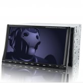 Car DVD Player Android OS, 7 Inch Capacitive Touchscreen, DVB-T, GPS, 3G+WiFi
