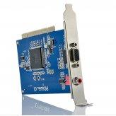 PC DVR Card - 8 Video and 4 Audio CH (PAL + NTSC)