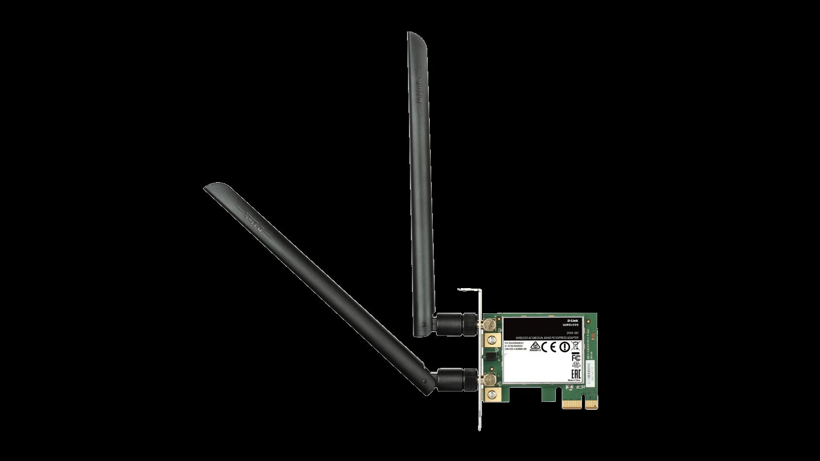 Dwa 582 Wireless Ac Dual Band Pci Express Adapter