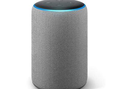 Amazon Echo Plus German Version with EU Power Adaptor