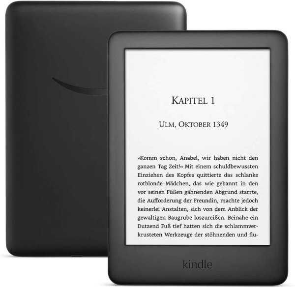 Amazon Kindle E-reader International Version without Special Offers