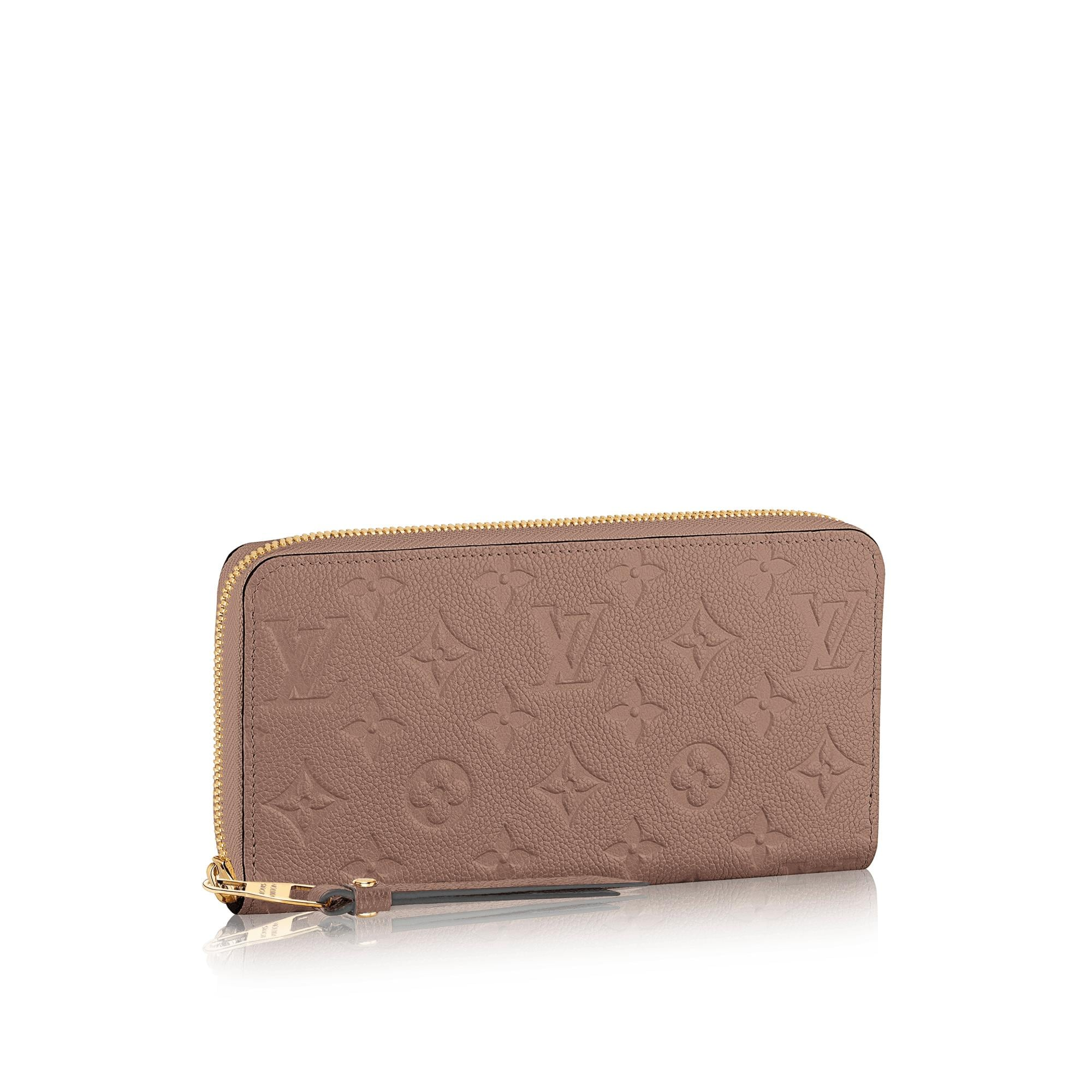 Image result for louis vuitton tan embossed wallet