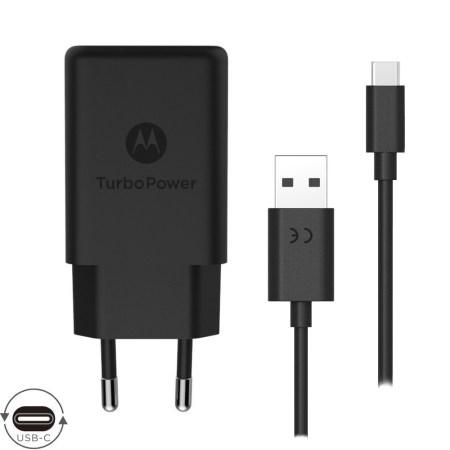 Motorola TurboPower 15+ Wall Charger + USB-C