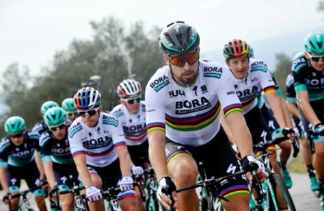 BORA-hansgrohe Cycling Team | Wahoo Fitness EU