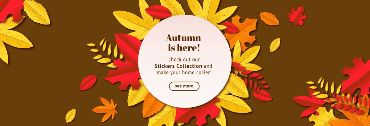 Autumn Banner