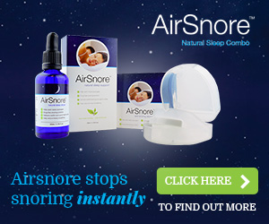 AS EN 300x250 Banner 1 - AirSnore reviews: eliminate snoring forever