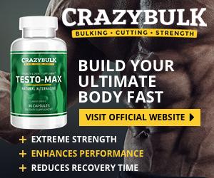Legal steroid - testo-max