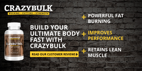 Clenbutrol burns fat, improves performance and retains lean muscle