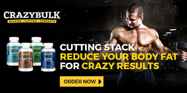 Crazy bulk cutting stack reduce your body fat for crazy results
