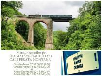 Calea ferata Oravita - Anina