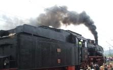 Muzeul de locomotive din Resita (1)