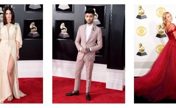 Montagem Grammy Awards