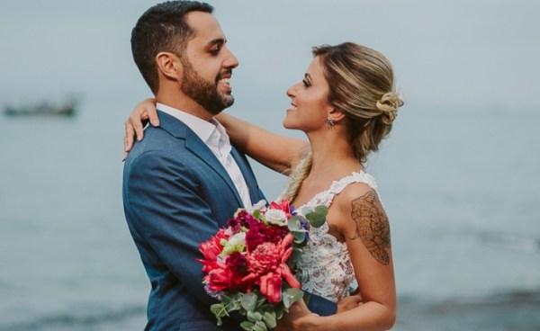 ABRE - Casamento na praia - Foto Leo Staccioli - Eu Amo Casamento