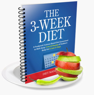 3 week diet system reviews