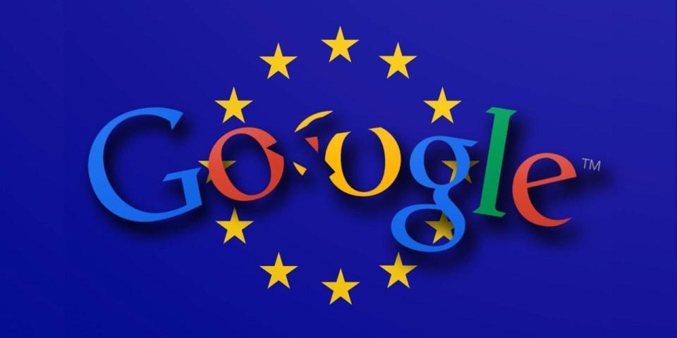 eu penalty for google