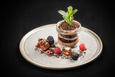 Potted Chocolate Mousse (1)