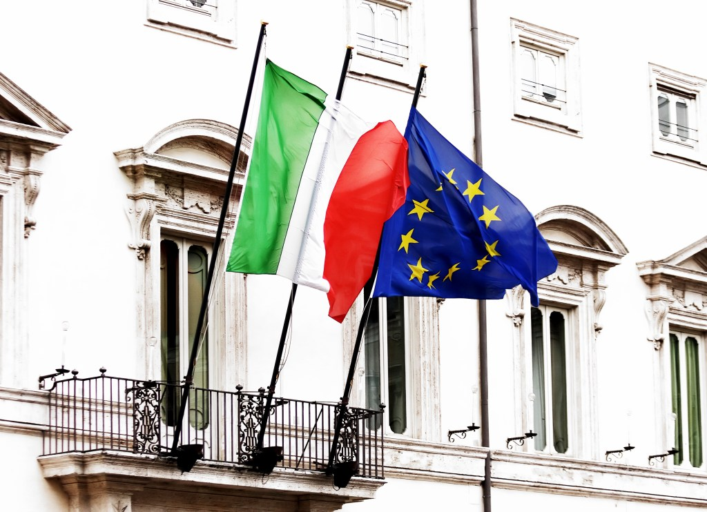 Italians don't see the EU as something they can rely on