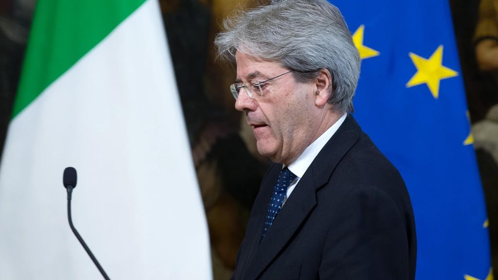 Gentiloni to be commissioner for Economic Affairs under Dombrovskis' watch