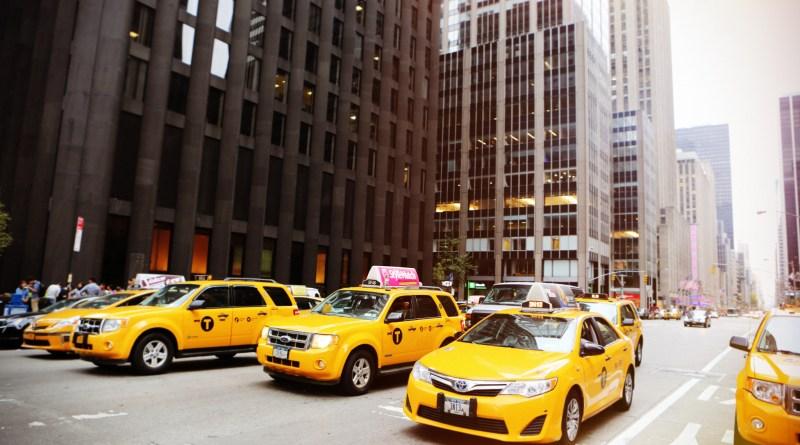 carro em new york taxis