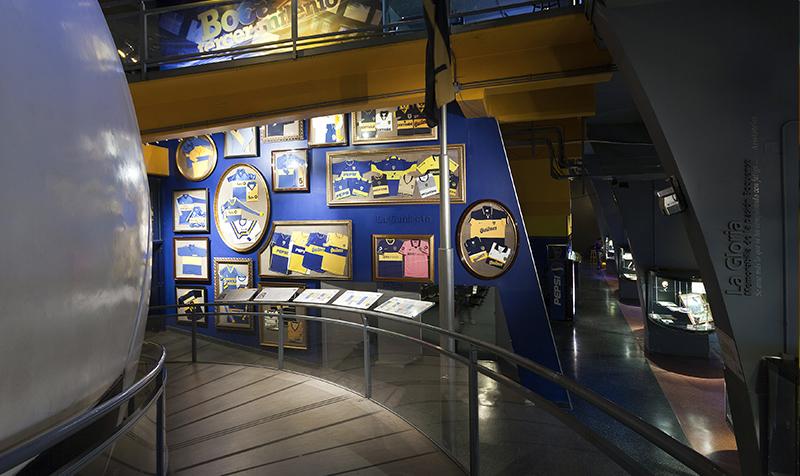 museo de la pasion boquense galeria divulgacao
