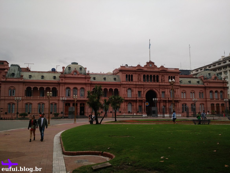 Plaza de Mayo no Centro de Buenos Aires » EU FUI BLOG